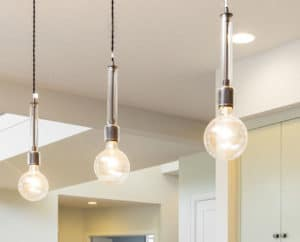 Vero Beach electrical installs lighting for remodels