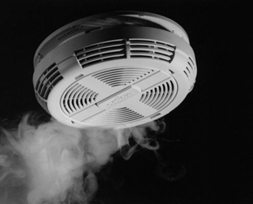 Smoke Detector, installed by Vero Beach Electrical