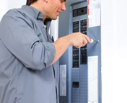 install electrical panels, master electrician vero beach, vero beach electrical contractor